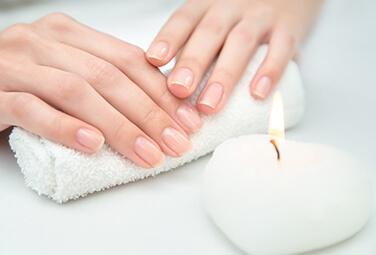 Produkte für die Nagelpflege