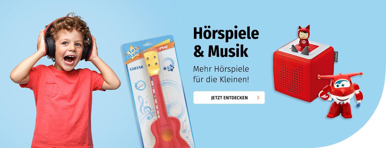 Hörspiele & Musik