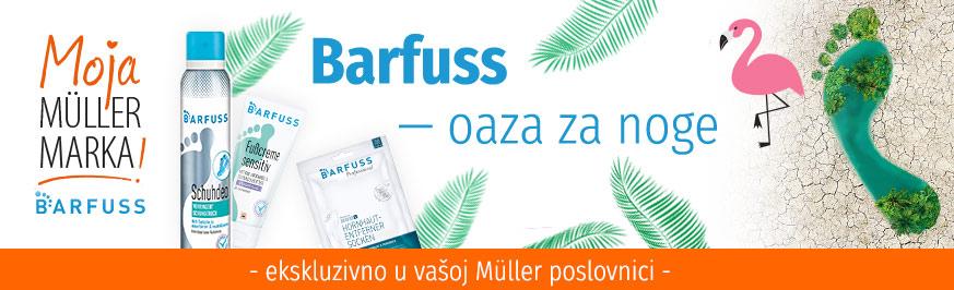 Barfuss – oaza za noge