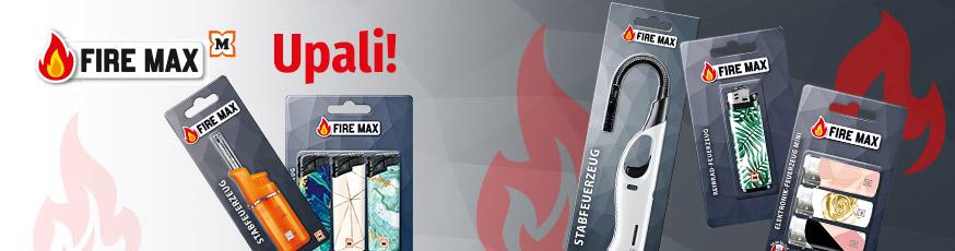 FIRE MAX - Upali!