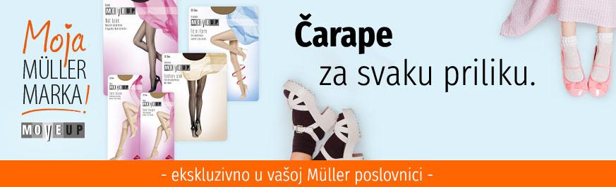 Move Up - Čarape za svaku priliku