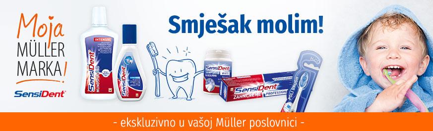 SensiDent - Smješak molim!
