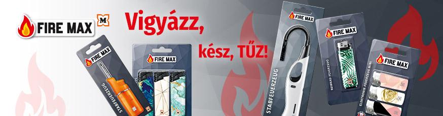 FIRE MAX - Az alkalomhoz illő gyújtó