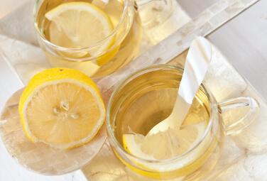 Rezept Ingwer-Zitronen-Tee mit Ginger Ale