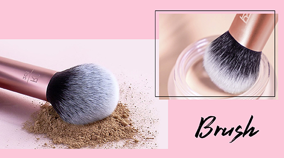 Real Techniques Make-Up-Pinsel