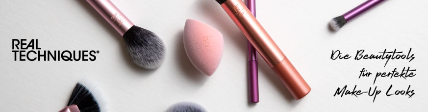 Make-Up-Wunder von Real Techniques