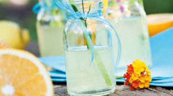 Citromos limonádé