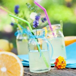 Saját készítésű limonádé