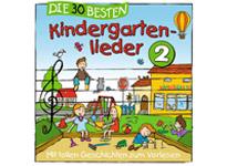 Die dreißig Besten - Kindergartenlieder 2