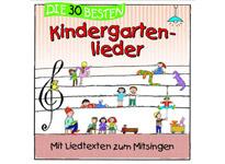 Die dreißig Besten - Kindergartenlieder