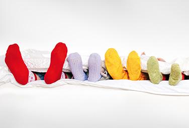 Praktische Kinder Socken