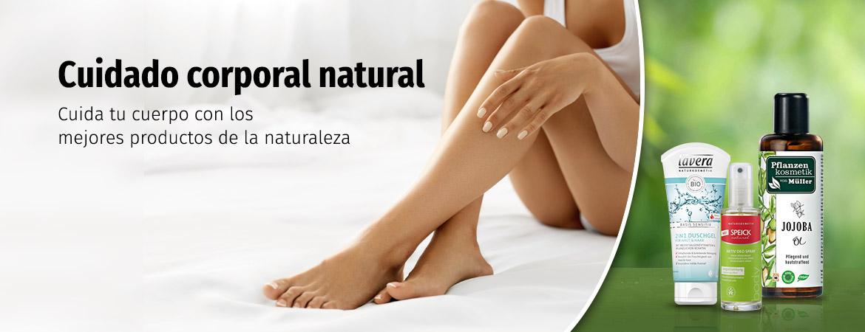 Cuidado corporal natural