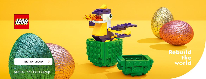 Die große LEGO-Welt entdecken