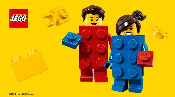 LEGO Sammelpunkte
