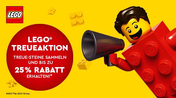 LEGO Treueaktion
