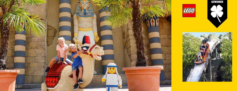 Legoland Gewinnspiel