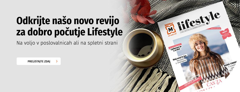LIFESTYLE - naša revija za dobro počutje