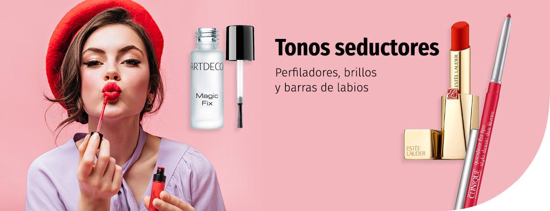 Productos labiales