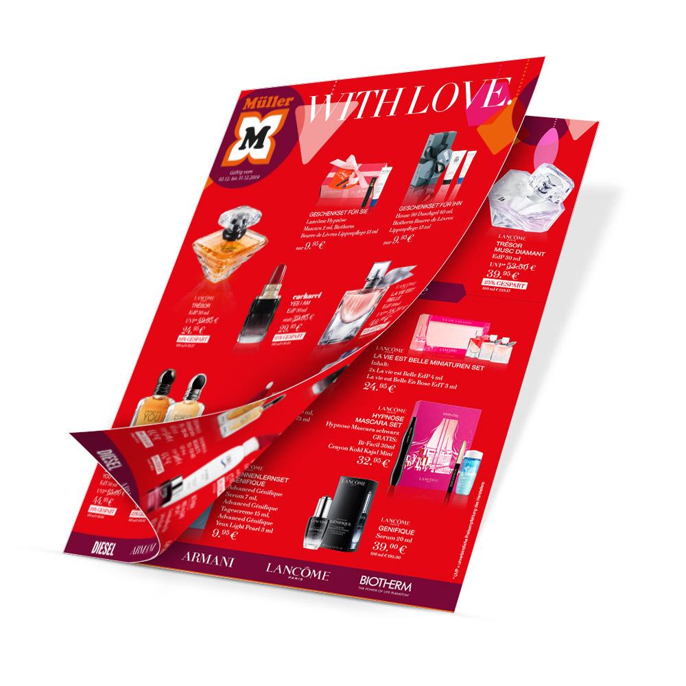 Parfümerie Highlights zu Weihnachten