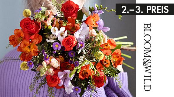 2.+3. Preis: BLOOM & WILD