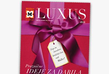 LUXUS Revije
