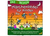 Die dreißig Besten - Märchenlieder für Kinder
