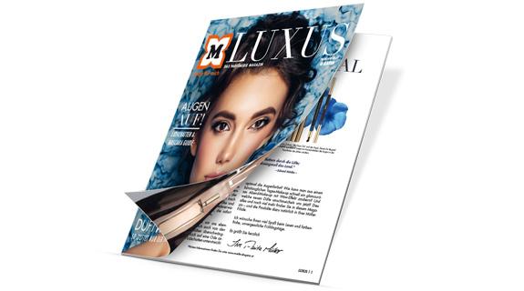 Das LUXUS Magazin