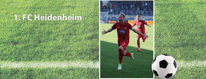 Gewinnspiel FC Heidenheim