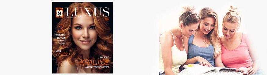 časopis Luxus