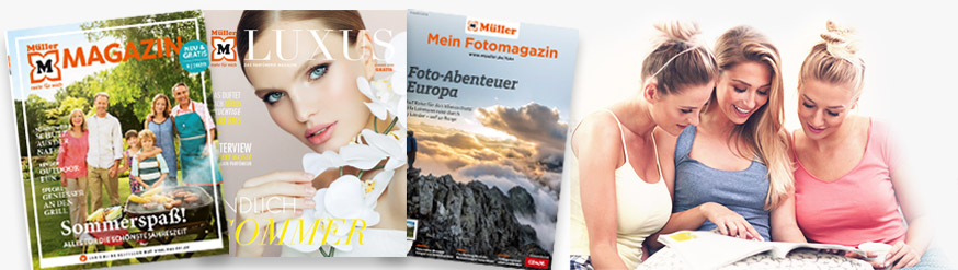 Luxus Magazin