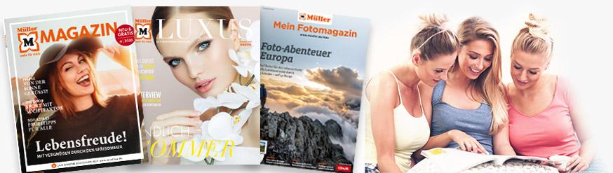 Unsere Magazine