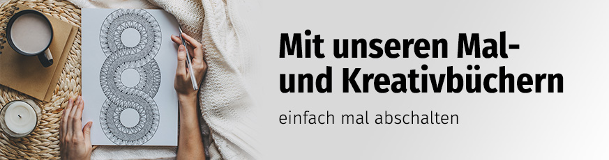 Mal- & Kreativbücher bei Müller