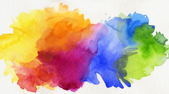a szivárvány színei