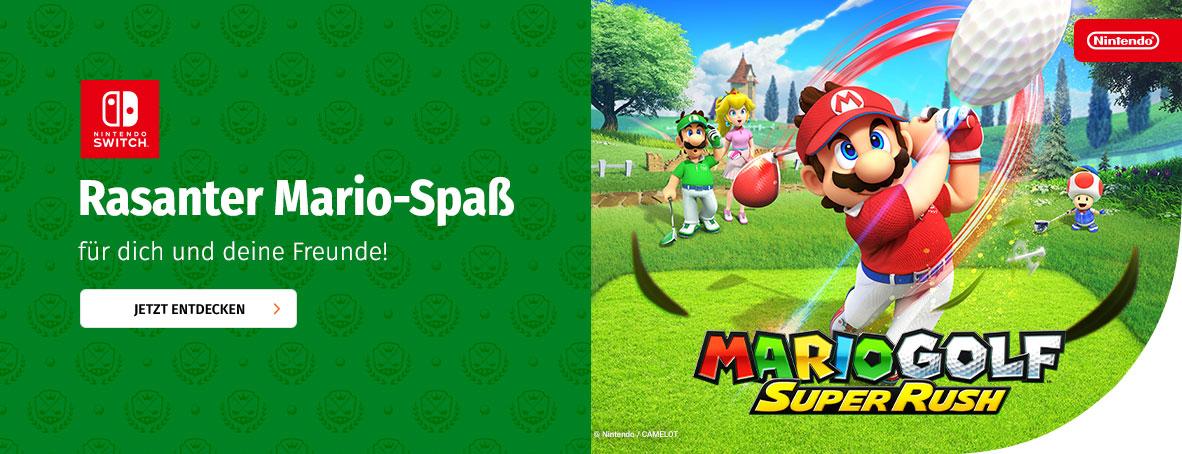 Super Mario Golf