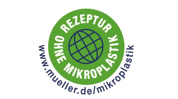 Ohne Mikroplastik Logo