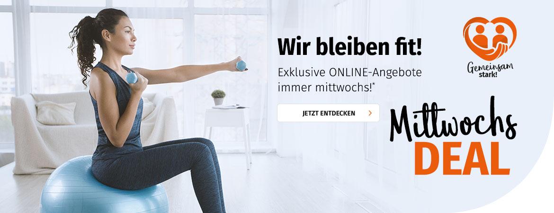 MittwochsDeal bei mueller.de