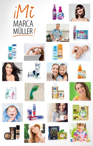 Mi marca MÜLLER