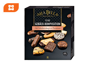 MIA BELLA Selección de galletas