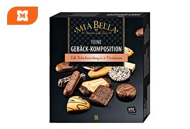 MIA BELLA Gebäck-Komposition