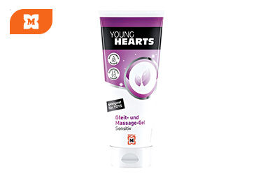 Young Hearts Lubricante Sensitiv