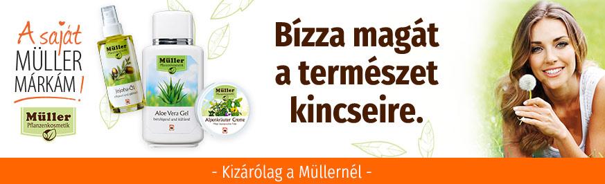 Müller Növényi kozmetikumok