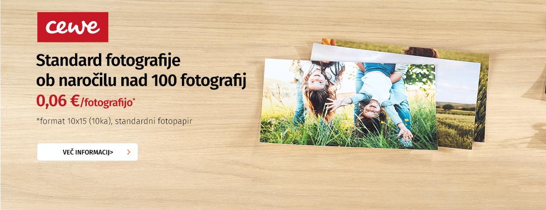 Cewe - standard forografij (10x15) za samo 0,06eur na fotografijo