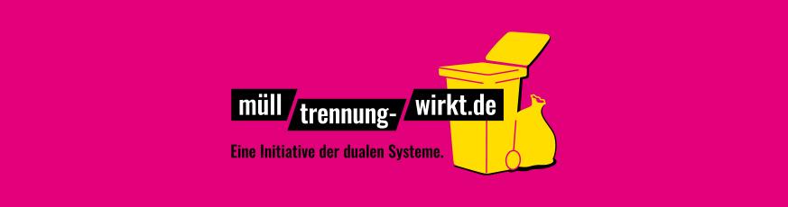 Die Initiative Mülltrennung wirkt