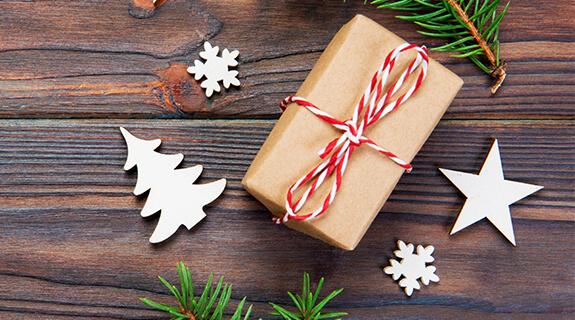 Nachhaltige Geschenke & Verpackungen