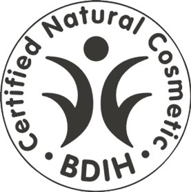 Logo Certified Natural Cosmetic