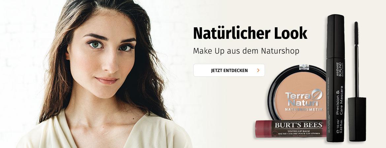Natürliches Make Up