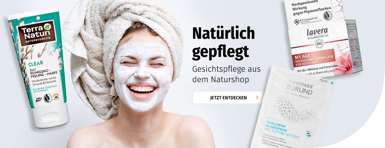 Naturkosmetik bei Müller