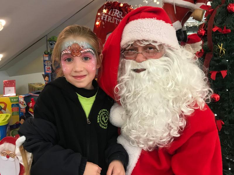 Navidad Papá Noel en Llucmajor