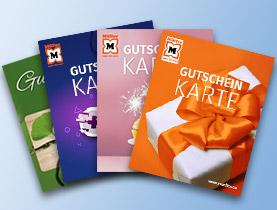 Gutschein-Karten