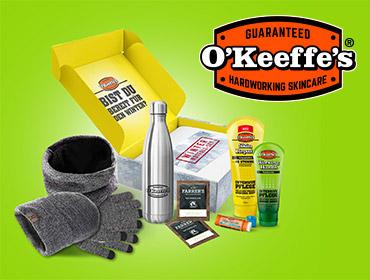 O'Keeffe's Gewinnspiel